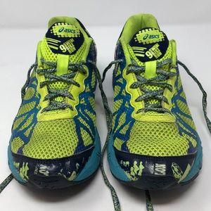 ASICS Swim Bike Run 9 Gel Noosa Tri Shoes Size 7